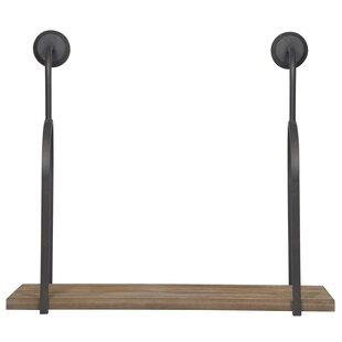 Metal Pipe Shelves Wayfair