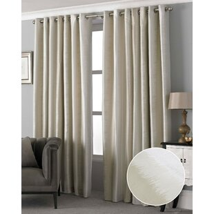 3fac010bc24 Weissinger Eyelet Room Darkening Curtains (Set of 2)