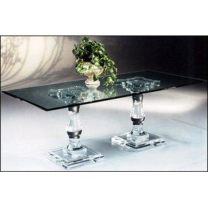 Corinthian Double Pedestal Dining Table b..