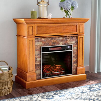 Corner Electric Fireplaces You Ll Love Wayfair Ca