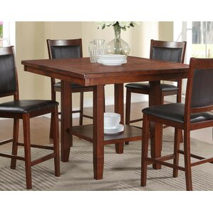 Tony 5 Piece Counter Height Dining Set by..