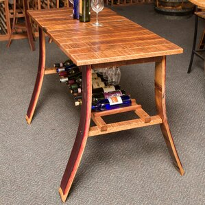 Wine Country Pub Tasting Table by Napa East Collection