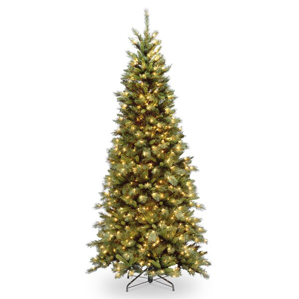 National Tree Co. Tiffany 6.5' Fir Artificial Christmas Tree ...