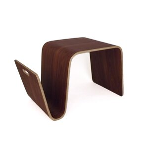 The Bentwood End Table by Stilnovo