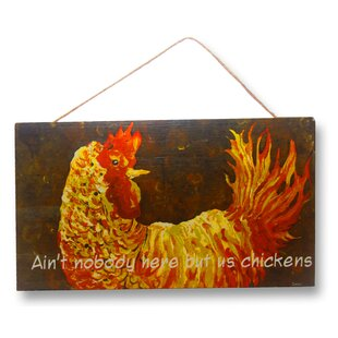 Chicken Rooster Kitchen Decor Wayfair