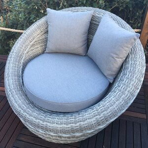 Windsor Snuggler Chair with Cushion