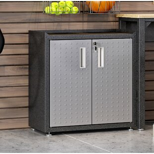 Fortress 31 H X 30 W 18 D Garage Mobile Storage Cabinet