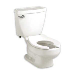 Baby Devoro 1.28 GPF Elongated Two-Piece Toilet