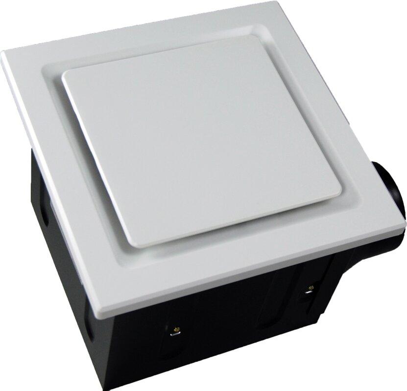 Superior Super Quiet 110 CFM Bathroom Ventilation Fan