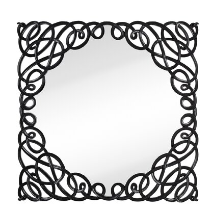 Majestic Mirror Square Mirrors | Perigold
