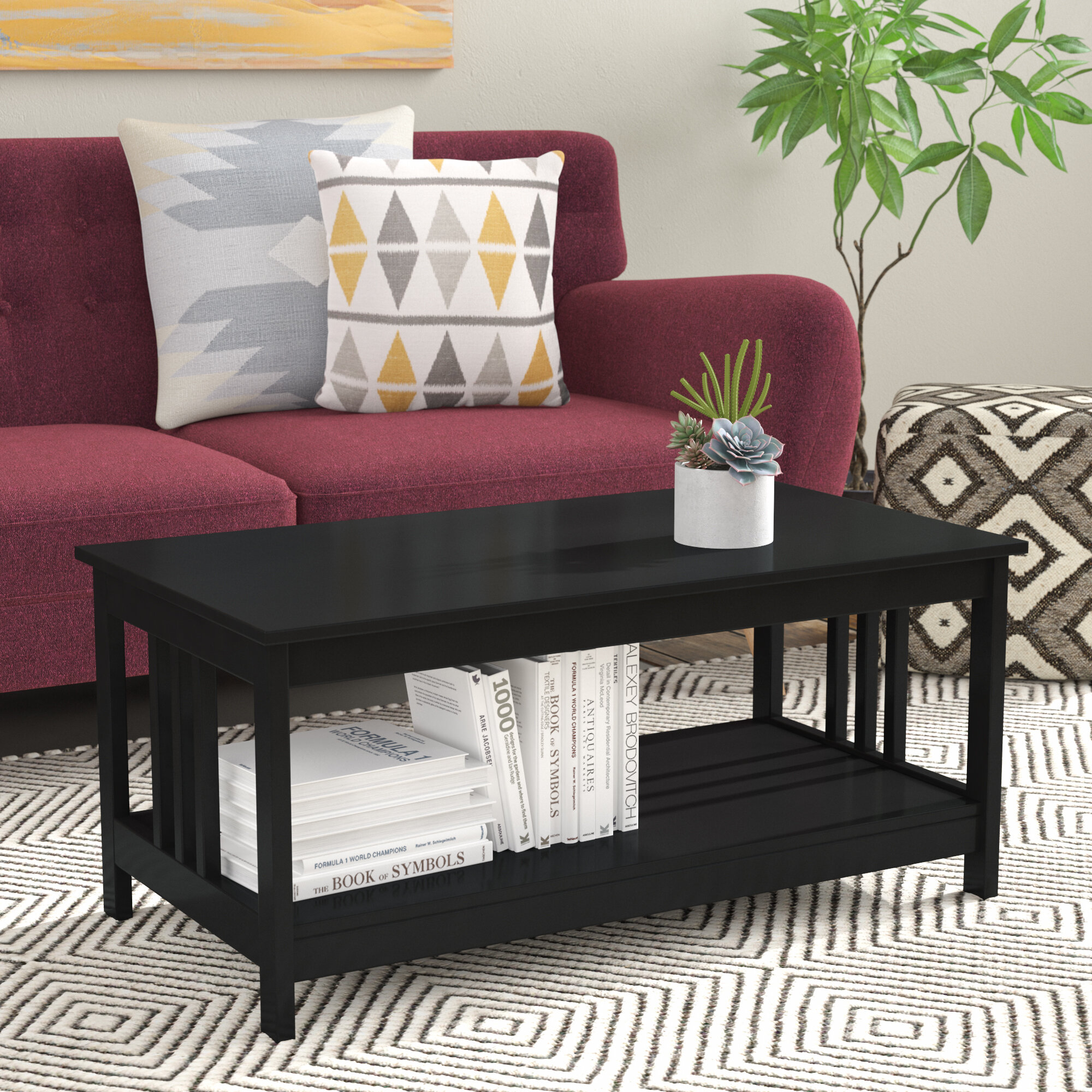 Ebern Designs Cade Coffee Table & Reviews