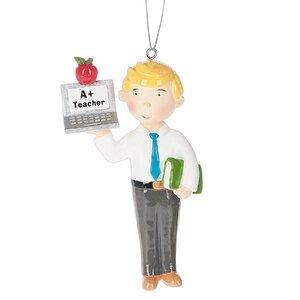 Decorative Teacher Hanging Figurine