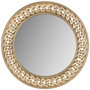 Wall Mirror Round round mirrors you'll love | wayfair
