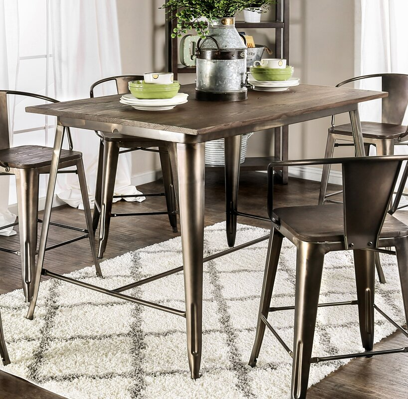 Reedley Counter Height Dining Table & Reviews | Joss & Main