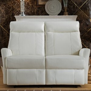 Toledo Reclining Loveseat by Amax
