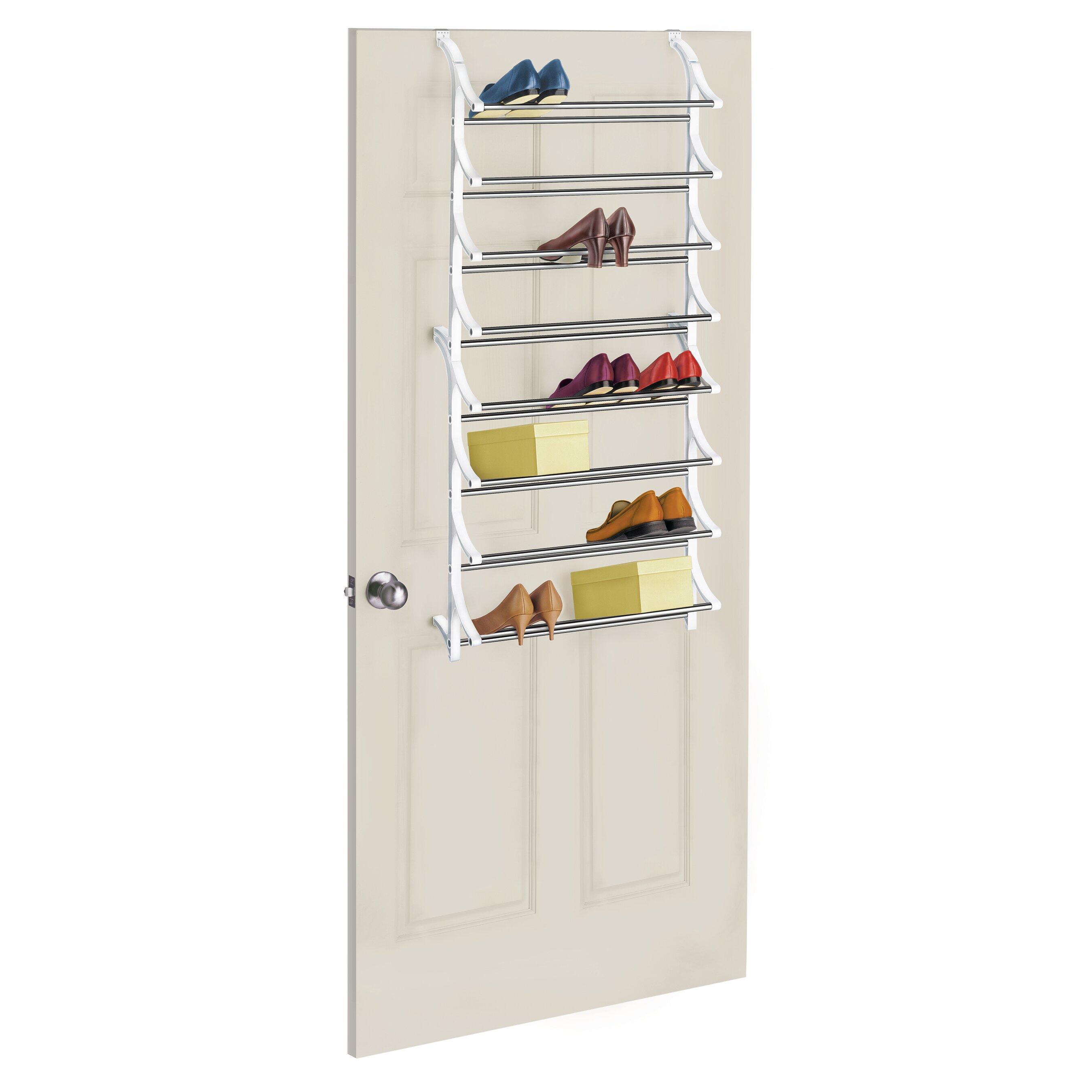 Merveilleux Lynk® 24 Pair Over Door Shoe Organizer