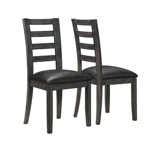 Donnellson Upholstered Dining Chair (Set of 2)