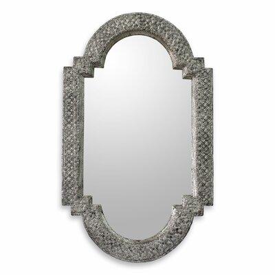 Brushed Nickel Mirror Wayfair