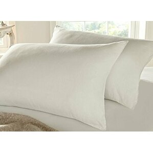 Goose Feather and Down King Pillow (Set of 2) by Alwyn Home