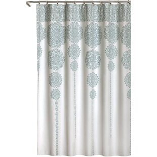 beige and white shower curtain. Save To Idea Board Blue Shower Curtains You Ll Love