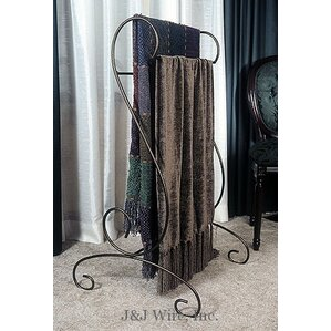 Blanket/Quilt Rack by J & J Wire