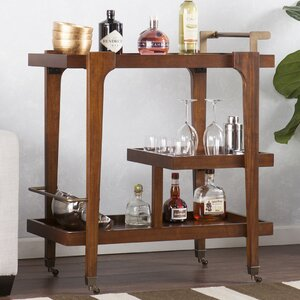Clarity Bar Cart
