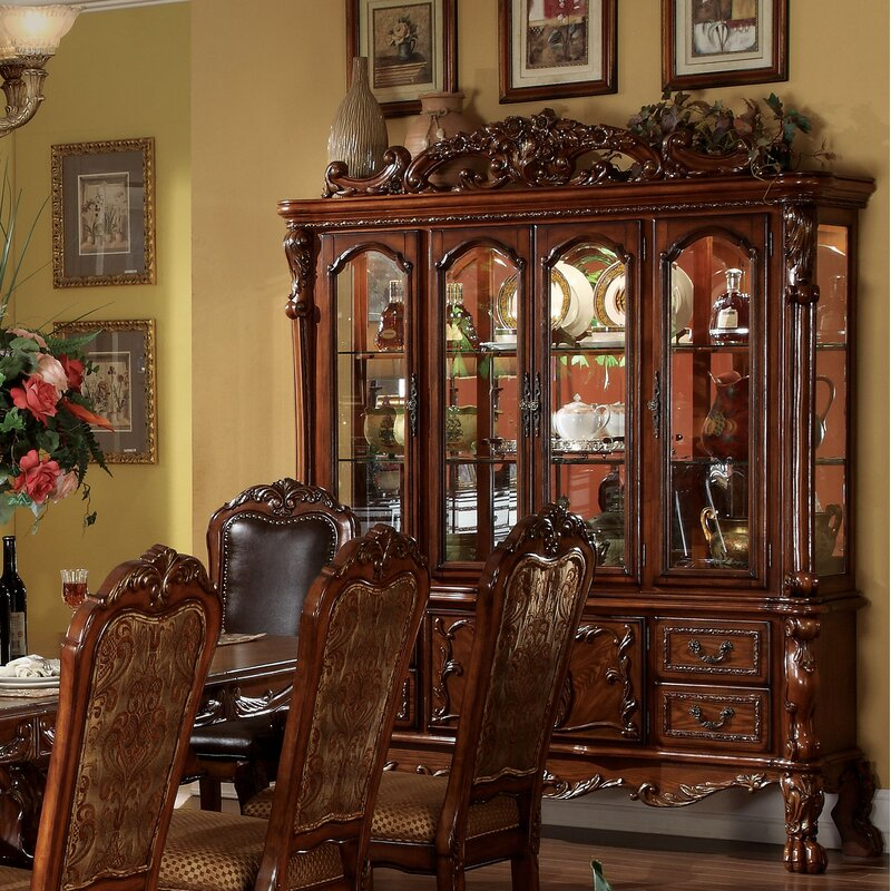 Astoria Grand Welliver Lighted China Cabinet Amp Reviews