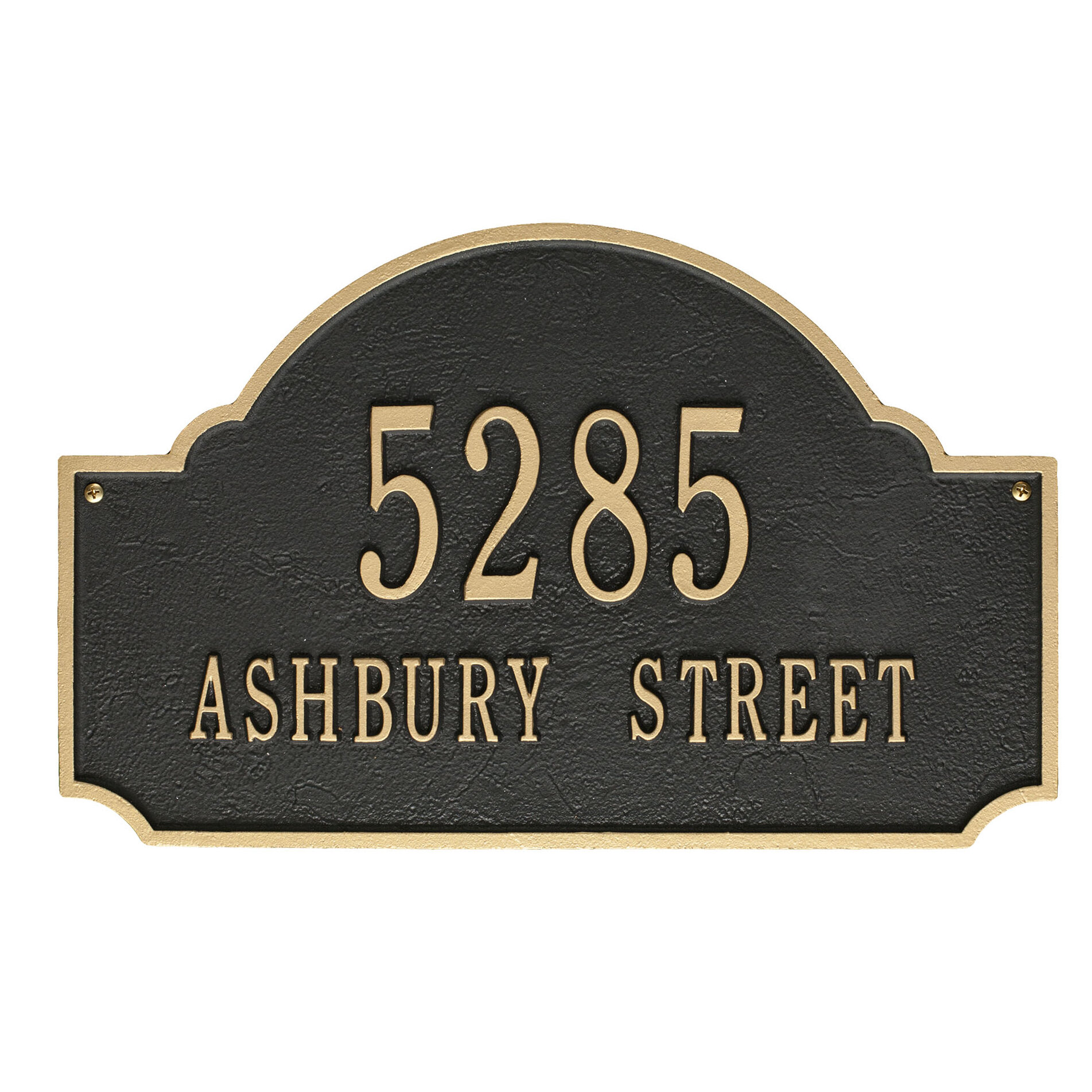 Plaques House Number Wayfair