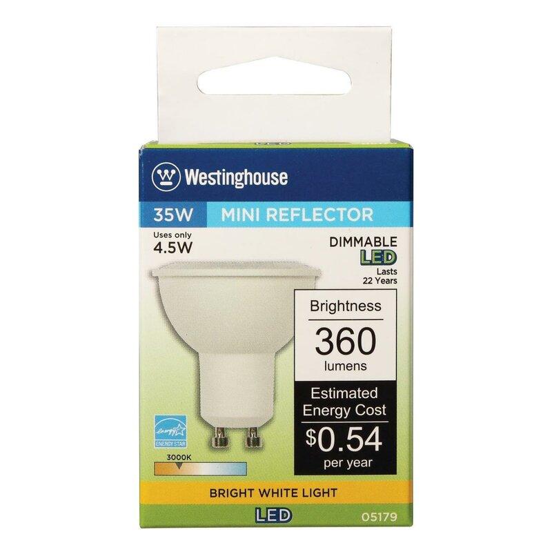 Westinghouse Lighting 5 Watt 35 Watt Equivalent Mr16 Led