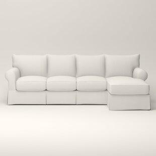 Feather Down Sectional Sofa   Wayfair