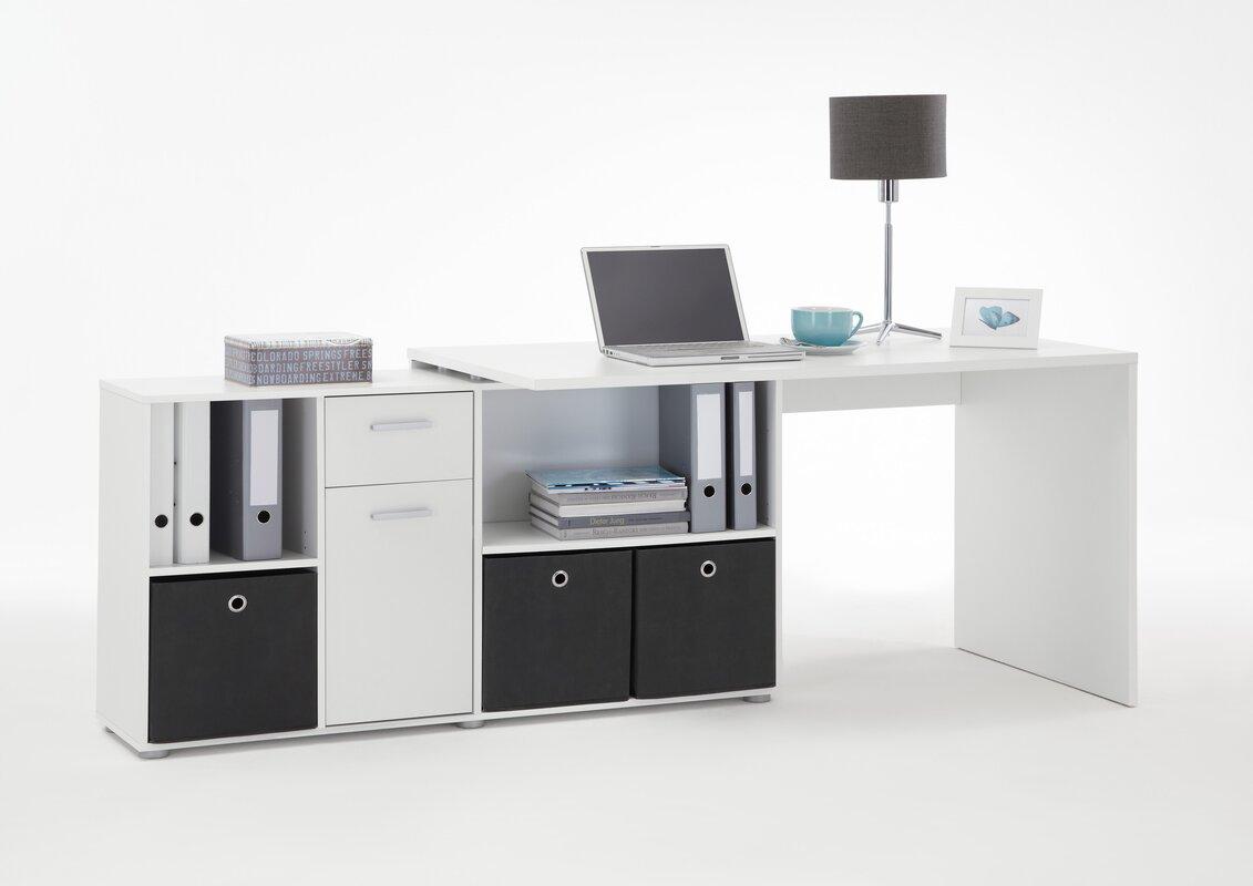 Eckschreibtisch design  Riley Ave. Benji Desk & Reviews | Wayfair.co.uk