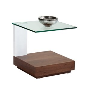 Exceptional Ikon Everett End Table