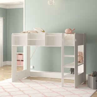 Wizard Junior High Sleeper Bed Frame by Home Loft Concept