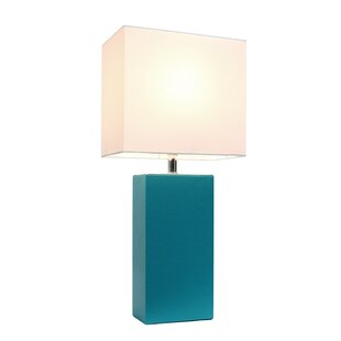 Green table lamps youll love wayfair green table lamps aloadofball