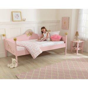 Princess Twin Customizable Bedroom Set