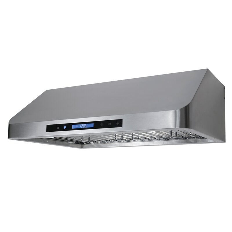 30 900 cfm ducted under cabinet range hood - Kitchen Exhaust Hood