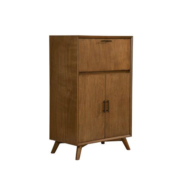 Acorn Parocela Bar Cabinet by Allmodern