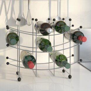 Holbrook 15 Bottle Tabletop Wine Rack