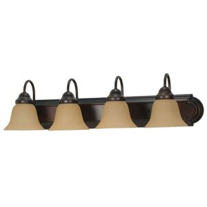 Gurney 4-Light Vanity Light