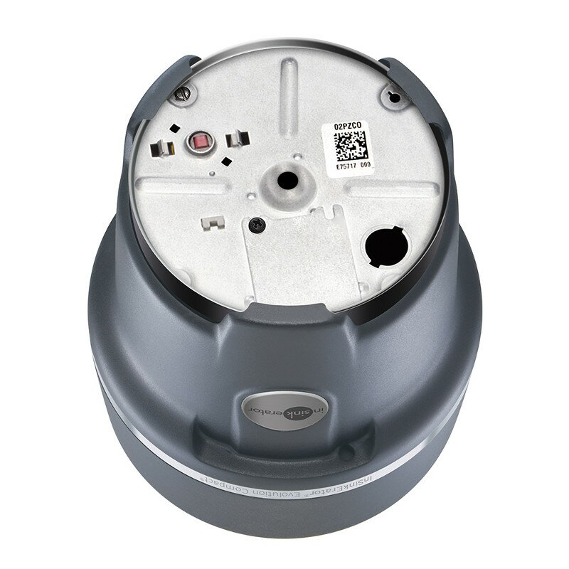 InSinkErator Evolution Compact 3/4 HP Continuous Feed Garbage ...