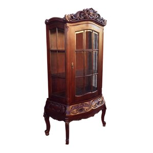 Victorian China Cabinet by..