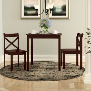 Flossmoor 3 Piece Dining Set