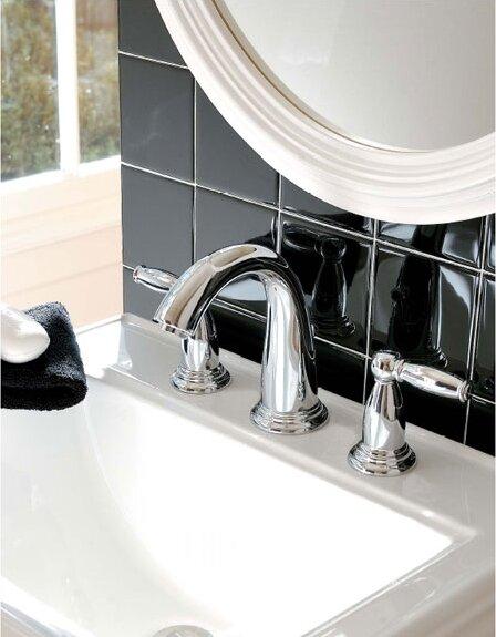 Hansgrohe Swing C Widespread Faucet Standard Bathroom Faucet ...