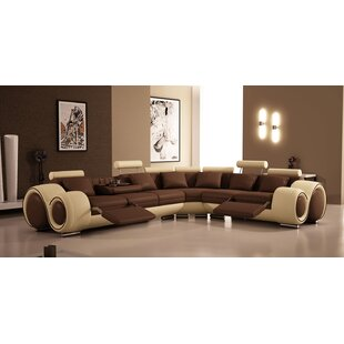 Perfect Hematite Reclining Sectional. By Hokku Designs