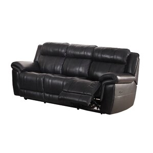 Chastain Reclining Sofa by Andover Mills