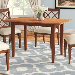 Jenice Extendable Dining Table Modern