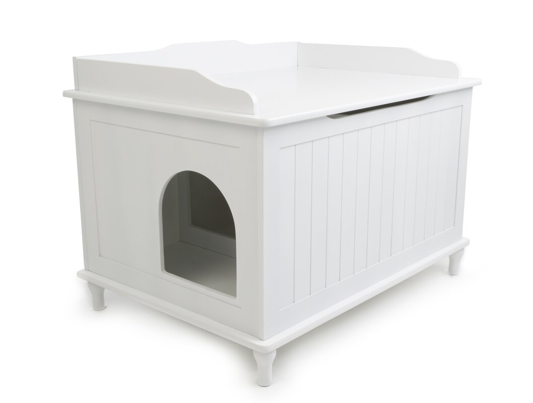 Mia Litter Box Enclosure
