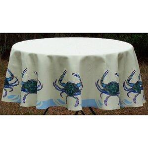 Crab Tablecloth