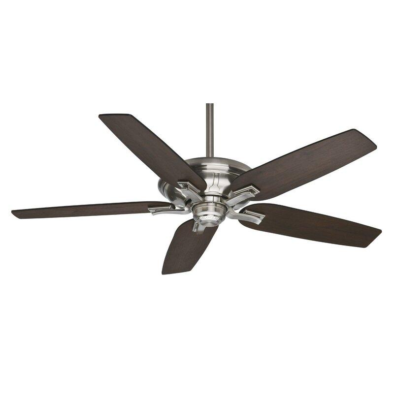 """60"""" Brescia® 5-blade Ceiling Fan - Motor Only"""