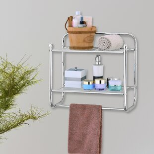 Good Cavazos Wall Mounted Towel Rack